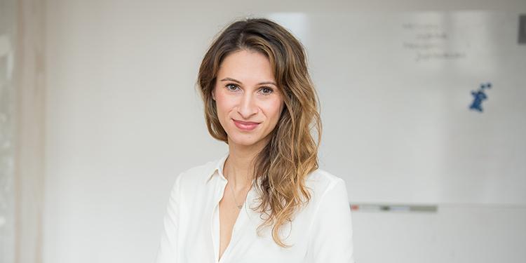 Karin Heinzl, MentorMe