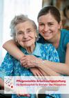 Cover Broschüre: Pflegesensible Arbeitszeitgestaltung